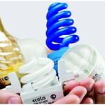 Россияне провели «испытания» энергосберегающих ламп