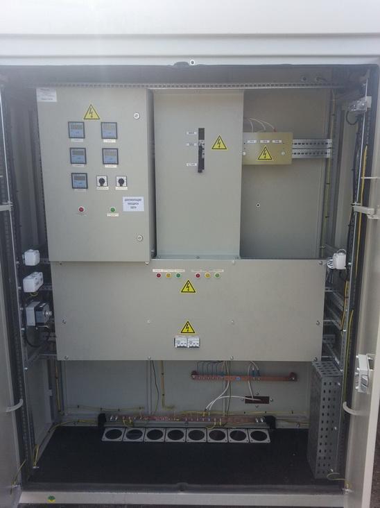 Фотография комплектной трансформаторной подстанции