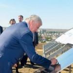 Крупнейшая в России солнечная фотоэлектрическая станция будет построена в Орске